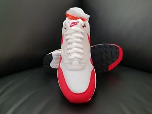 e16f4420c9dd01 Image is loading Nike-Air-Max-1-Anniversary-University-Red-908375-