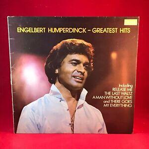 Engelbert-Humperdinck-Greatest-Hits-1980-UK-Vinyl-LP-EXCELLENT-CONDITION-best-of