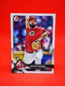 Topps 2018 carte card Baseball MLB NM+/M Cincinnati Reds #48 Jackson Stephens