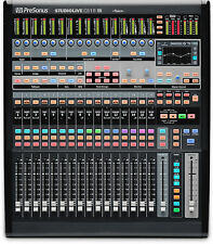PreSonus StudioLive CS18AI Ethernet/AVB Control Surface+Studio One Pro Upgrade !