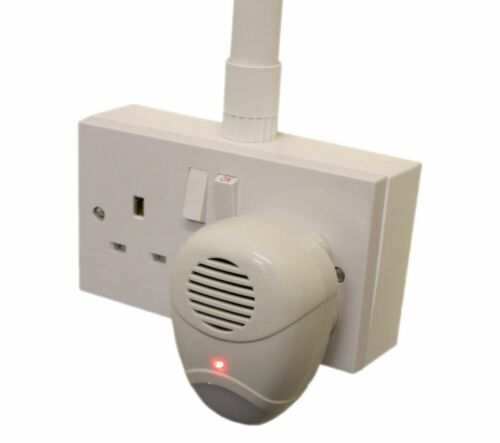 New 4x J-home Ultra Sonic Repeller Deterrent Repellent Plug-In Rat Mouse Rodent