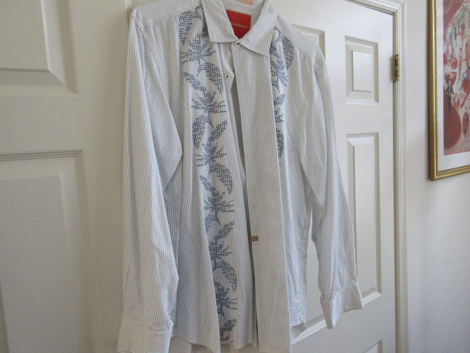 Tommy Bahama , X-Large/TG , Men's Long Sleeve Shirt ,10