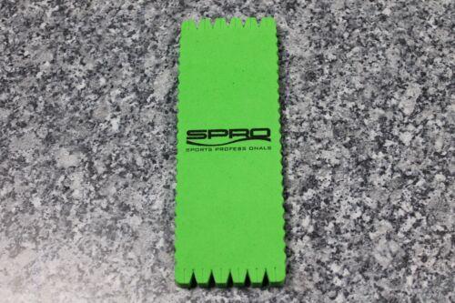 Spro Rig Board L 30x5,5 cm Vorfach Wickelbrett versch Farben Vorfachaufwickler