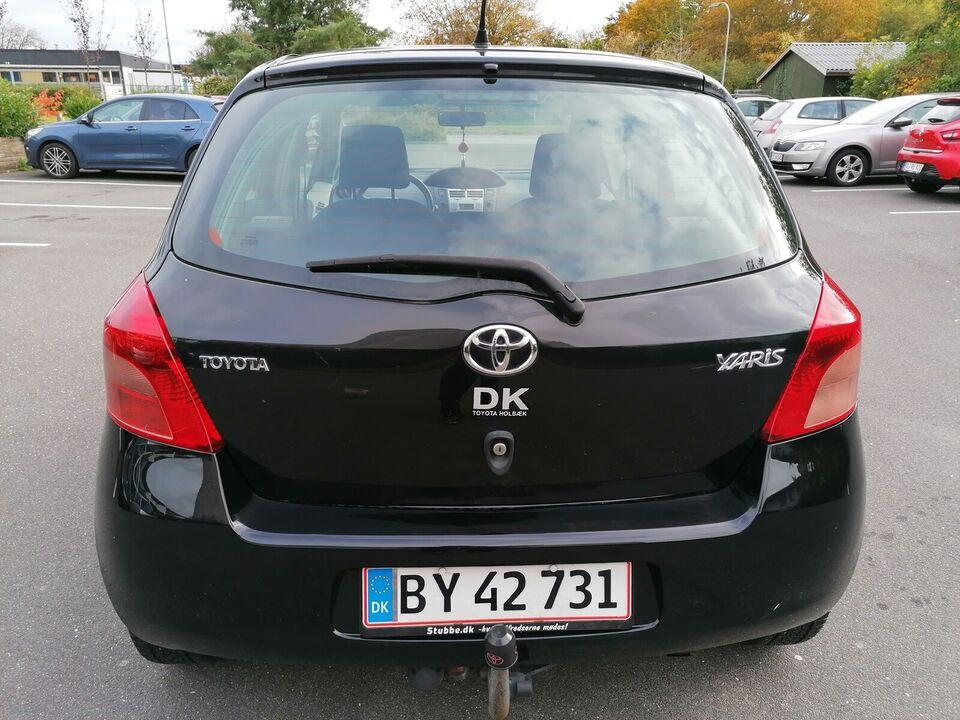 Toyota Yaris, 1,4 D-4D Luna M/M, Diesel