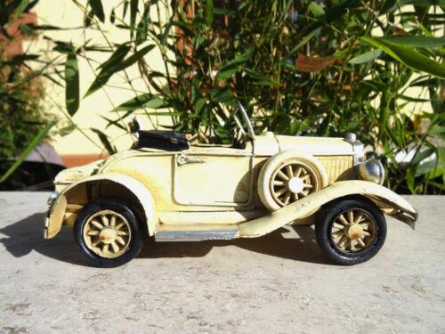 Oldtimer Blechauto Auto Modellauto Antik Retro Geschenk Kult England British #