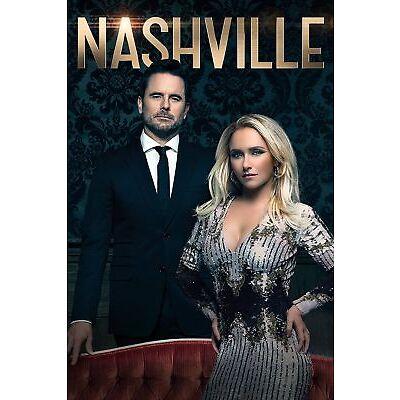 Nashville: The Complete Series (Box Set) [DVD]