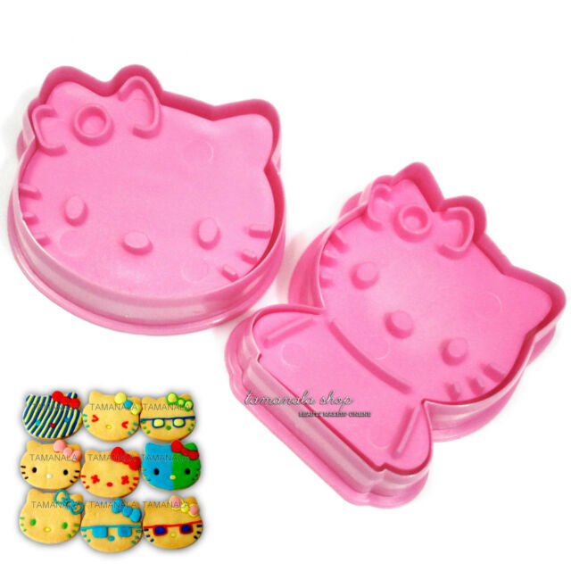 Various Cookie Fondant Cake Sugarcraft Chocolate Decorating Plunger Cutter Mold