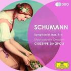 Sinfonien 1-4 von SD,Giuseppe Sinopoli (2011)