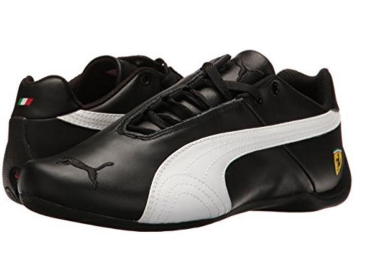 Men's Shoes PUMA SF Future Cat OG Ferrari Driving Shoe 305923-02 Black *New*