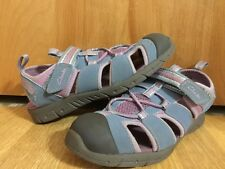 Girls Youth Clarks Sport Sandals/size 2.5/very Cute