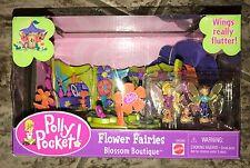 2001 Origin Polly Pocket Flower Fairies Blossom Boutique shop