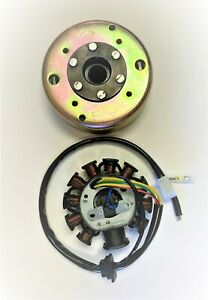 150cc DC current Version GY6 125cc Chinese Stator Magneto -12 Coil