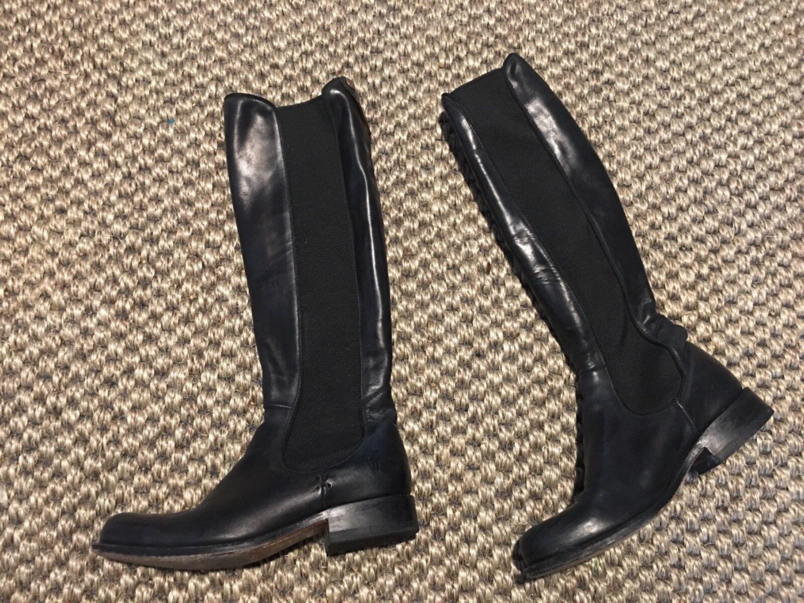 risparmia il 50% -75% di sconto Frye donna Chelsea Tall Tall Tall Riding stivali 3477632 Dimensione 6  qualità di prima classe