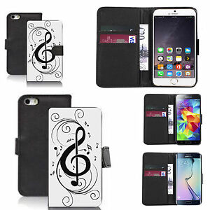 pu-leather-wallet-case-for-lots-of-Mobile-phones-black-musical-note