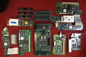 Vintage-Apple-interface-cards-7-pieces-in-one-buy