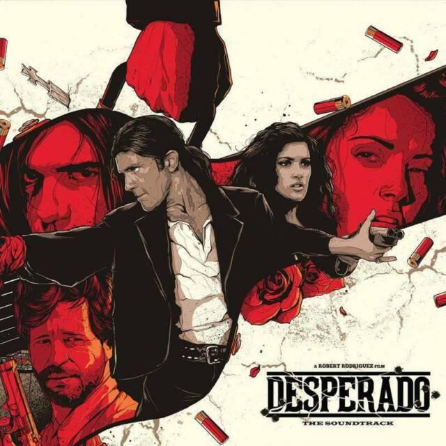 Desperado Soundtrack 2xlp Blood Gunpowder Color Vinyl Rsd Black Friday 2019 Ost For Sale Online Ebay