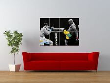 ANDERSON SILVA UFC KICK FIGHTER COOL GIANT ART PRINT PANEL POSTER NOR0024