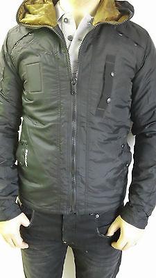 G STAR RAW Recolite Matelassé HDD Veste à capuche, noir, NEUF avec étiquettes | eBay