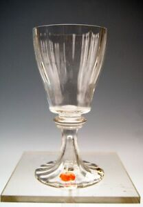 ANTIKES-GLAS-POKAL-GLASS-VINTAGE-FRANKREICH-FRANCE-DAUM-FRERES-NANCY-UM-1870-TOP