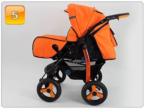 Car seat Pushchair Buggy Poussette Travel system BIG SALE Baby Pram Stroller