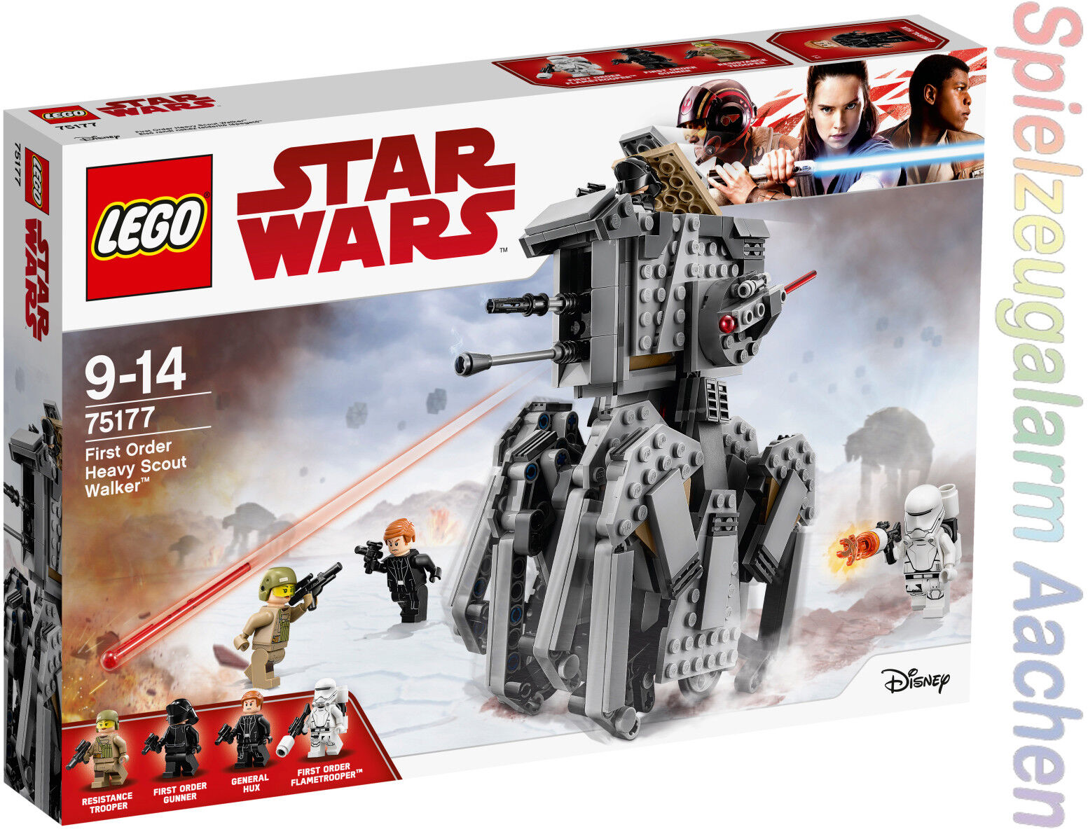 LEGO ® Star Wars 75177 First Order Heavy Scout Walker ™