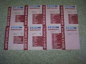 2005 subaru impreza shop service repair manual 2 5rs outback sport rh ebay com 1999 subaru impreza outback sport repair manual 1998 subaru impreza outback sport repair manual