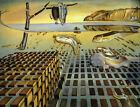 "SALVADOR DALI - Disintegration Persistence of Memory - Canvas Art Print - 24x18"""