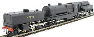 Heljan-266221-00-Gauge-Beyer-Garratt-2-6-0-0-6-2-47971-in-BR-Black