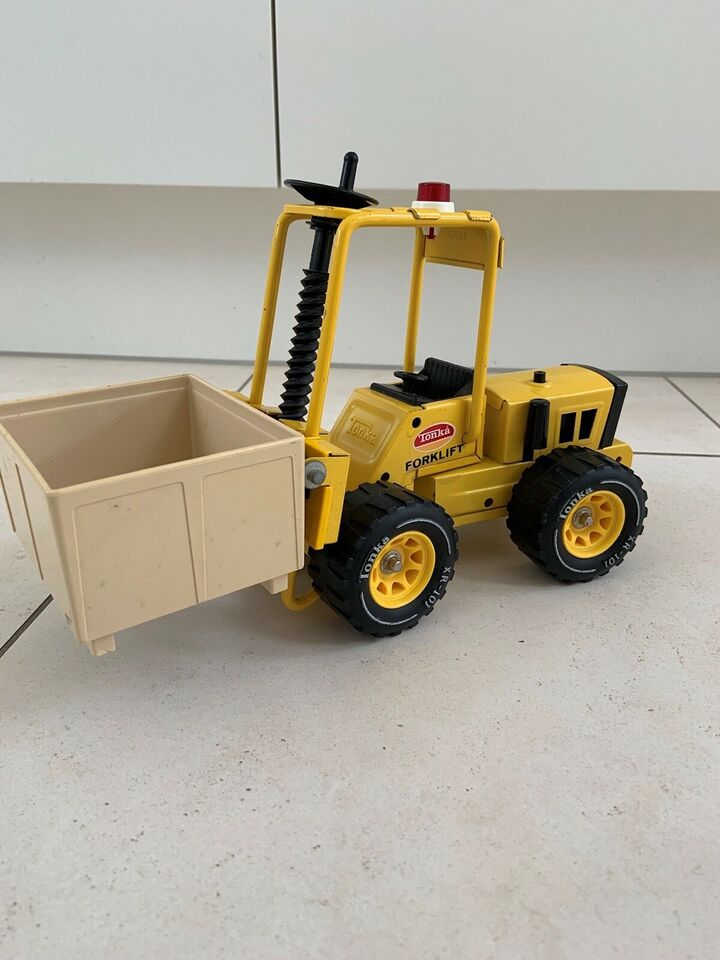 Forklift, Tonka