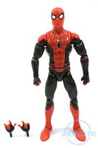 Marvel-Legends-6-034-Inch-Molten-Man-BAF-Far-From-Home-Spider-Man-Loose-Complete