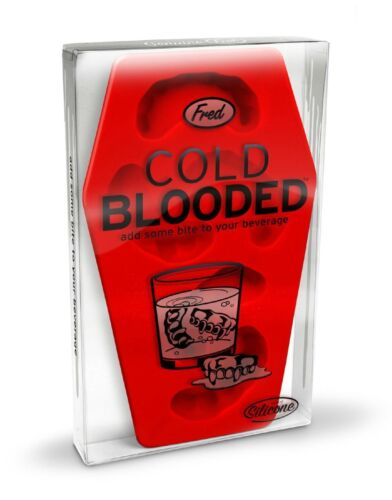 Fred and Friends Cold Blooded Vampire Ice Tray FREE SHIPPING