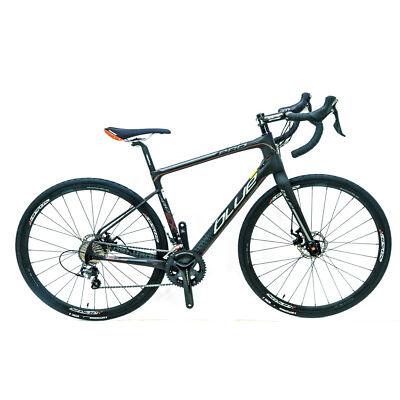 Blue Prosecco EX M 53.5cm 700c Carbon Cyclocross CX Bike Shimano Ultegra 11s NEW
