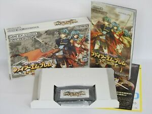 Game-Boy-Advance-Fire-Emblem-Seima-Koseki-GOOD-Condition-0820-Nintendo-Japan-gba