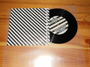 RADIO-ZEBRA-DROP-BY-DROP-GERMANY-VINYL-7-039-039-SINGLE-MINT