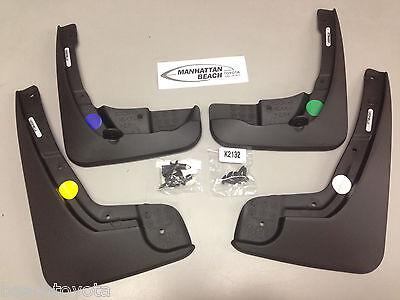 Genuine Scion Accessories PT769-21040 Mud Guard