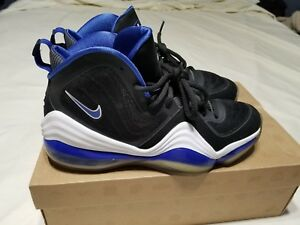 premium selection 71bb1 5daa4 Image is loading NIKE-AIR-PENNY-V-BLACK-GAME-ROYAL-WHITE-