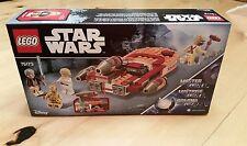 ON HAND! LEGO Star Wars Luke's Landspeeder (75173), New Sealed