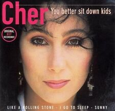 CHER - YOU BETTER SIT DOWN KIDS NEW CD