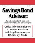 Savings Bond Advisor by Tom Adams (Paperback / softback, 2007)