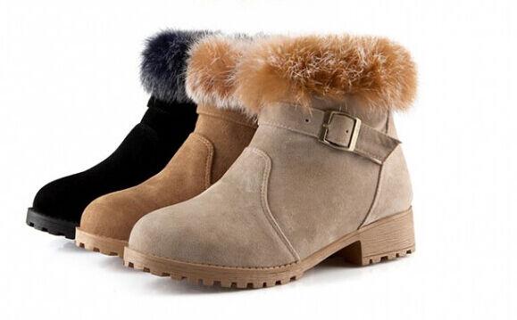 Botines botas zapatos de tacón mujer 3.5 cm cm cm como piel cómodo caldi 9092  Ahorre hasta un 70% de descuento.