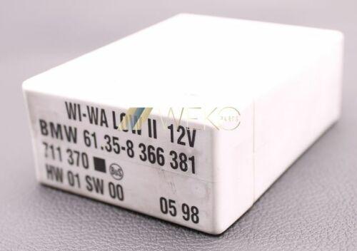 Steuergerät WiWa LOW II Wisch Wasch HW01 SW00 BMW 3er E36 8366381