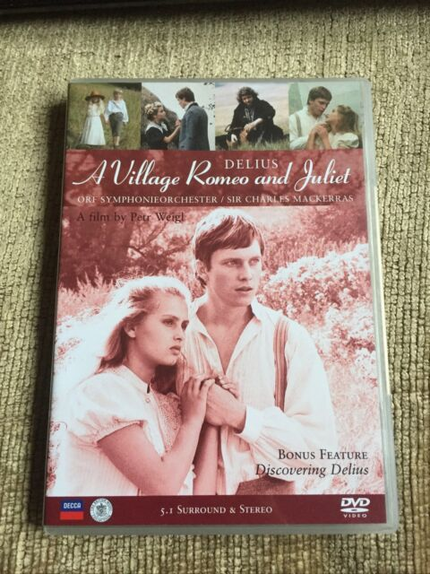 DELIUS - A Village Romeo and Juliet: 2003 DVD - Cheapest