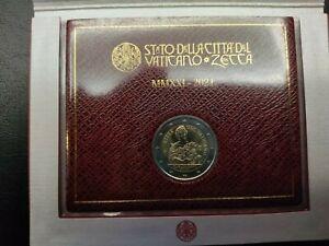 2 Euros Commémorative Vatican BU Caravaggio 2021