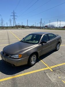 2001 Pontiac Grand-Am SE