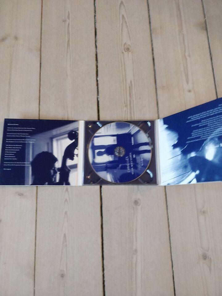 Nikolaj Munch-Hansen: Chronicles, jazz