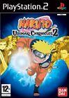 Naruto Uzumaki Chronicles 2 Ps2 PlayStation 2