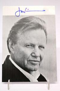 Original Autogramm Autograph JOHN VOIGHT