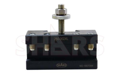 """SHARS 13-18/"""" CXA Quick Change Tool Post Boring Turning Facing Holder #2 302XL"""