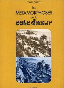 YVAN-CHRIST-LES-METAMORPHOSES-DE-LA-COTE-D-039-AZUR