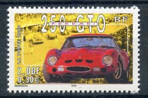 STAMP-TIMBRE-FRANCE-NEUF-N-3326-VOITURE-FERRARI-250-GTO